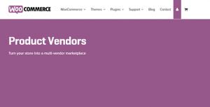 WooCommerce Product Vendors 电商产品供应商