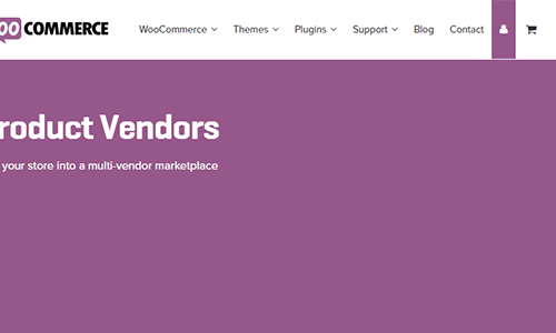 WooCommerce Product Vendors 电商产品供应商
