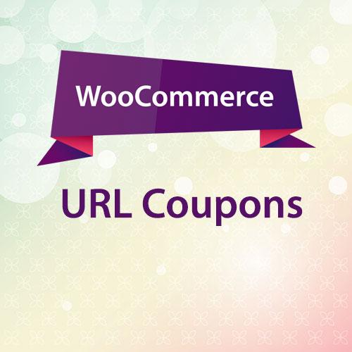 Woocommerce Url Coupons URL优惠券