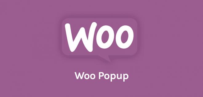 OceanWP Woo Popup 扩展