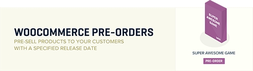 woocommerc-预订单