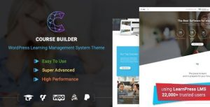 Course Builder | Wordpress Lms Theme For Online Courses, Schools & Education 在线课程生成器