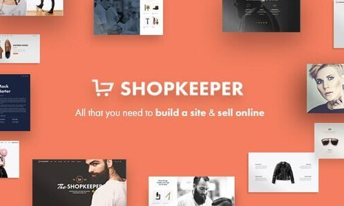 Shopkeeper - eCommerce WordPress Theme for WooCommerce 电子商务主题