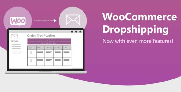 WooCommerce Dropshipping 电商网站代发货插件