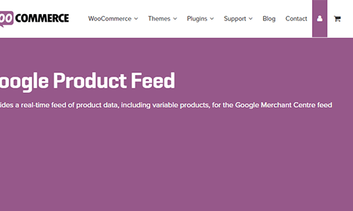 电商系统Google产品源 Woocommerce Google Product Feeds