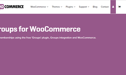 Groups For Woocommerce
