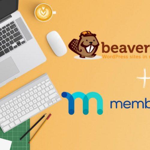 MemberPress Beaver Builder集成 | MemberPress会员网站Beaver Builder扩展