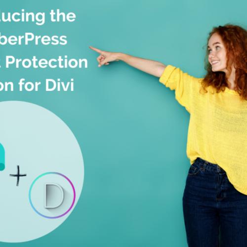 MemberPress Divi扩展 | 会员网站Divi集成