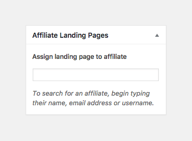 167517 affiliate landing pages