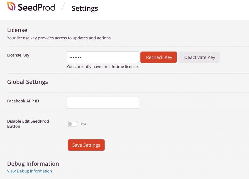 SeedProd Pro 第1号WordPress落地页生成器