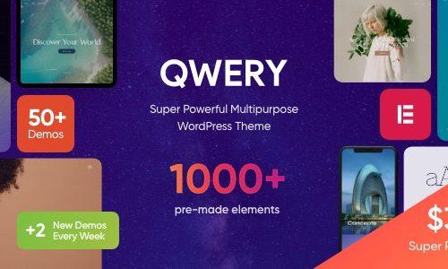 WordPress Qwery主题