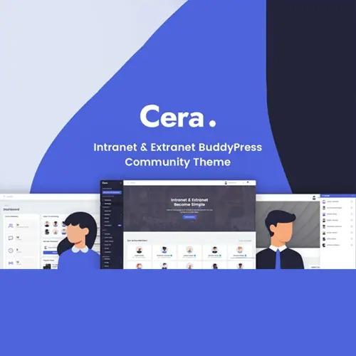 Cera Theme WordPress 内网文档共享、社区知识库和电子学习主题